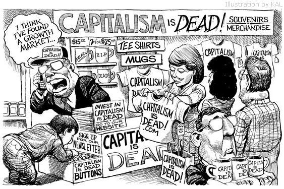 Capitalism is dead!!! Capitalism
