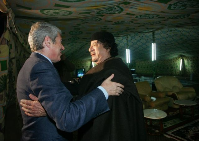PM, Sócrates visita à Líbia