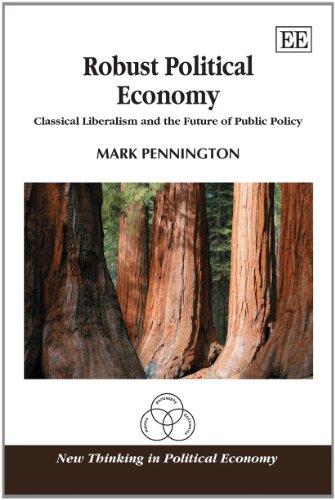 Robust Political Economy - Mark Pennington