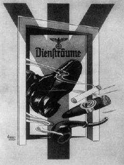 anti tobacco poster