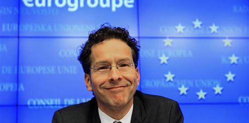 ministro das Finanças holandês