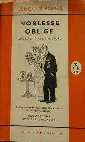 noblesse oblige 2