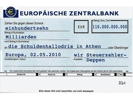 scheck-griechenland