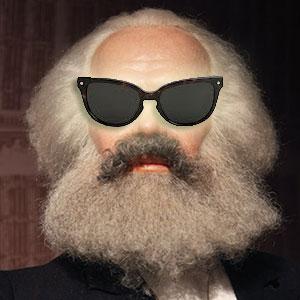 Marx-is-blind