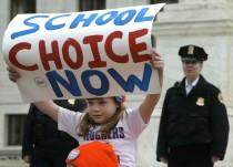 (FILE PHOTO) School-Voucher Program Supporters