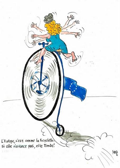 Europa bicicleta