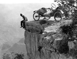 Precipício 1914