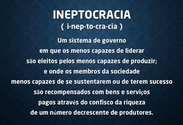 Ineptocracia