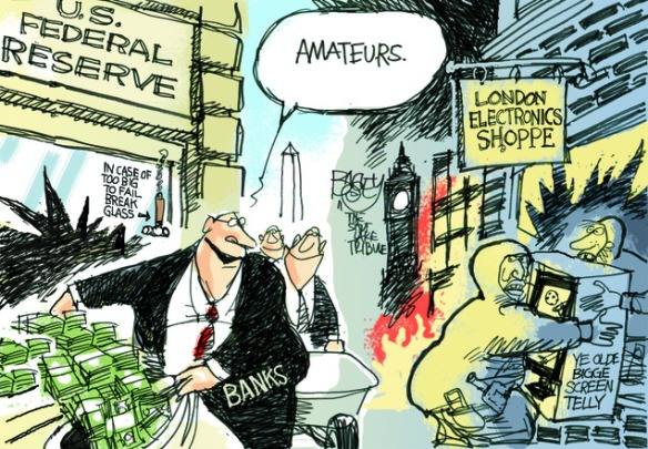 salt-lake-tribune-political-cartoon-federal-reserve-bank-robbers