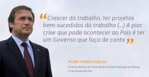 Imagem retirada da página do Facebook do PSD