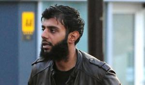 O terroristaAhmed Kabir; Fotografia: Newsweek-RUI VIERA/PA