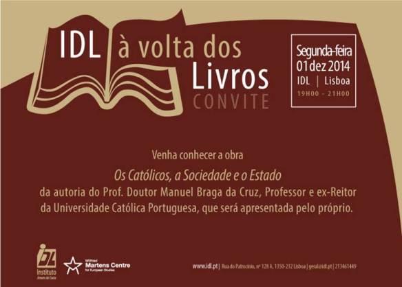 IDL_Manuel_Braga_da_Cruz_Católicos_Sociedade_Estado