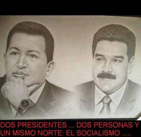 MaduroChavez