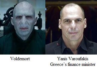 Voldemort - Yanis Varoufakis