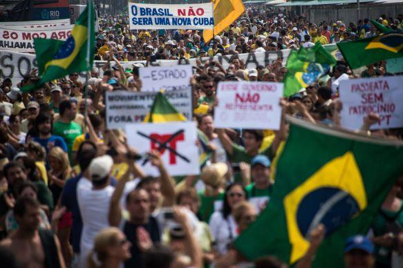 BrasilProtest