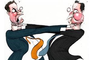 Coalition-struggle