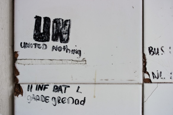 Dutch Graffiti in Srebrenica 14