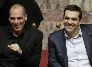 VaroufakisTsipras