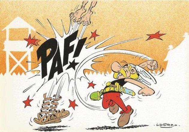 Asterix PAF