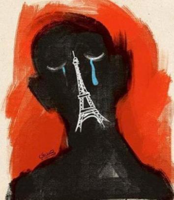 Os desenhos de Hadi Heydary são uma ameaça ao regime iraniano