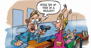 BankBailoutCartoonEXAMINER