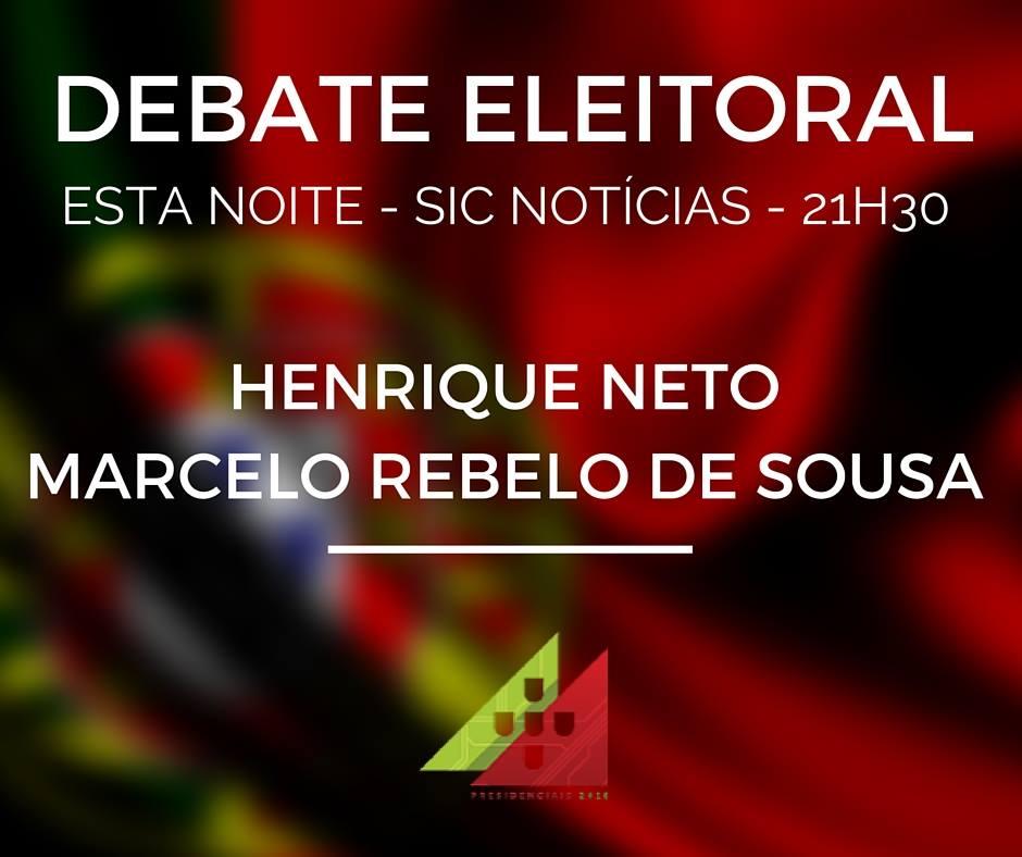 Sic Noticias: Marcelo Rebelo De Sousa 21.30 Na SIC