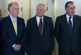 antigos presidentes da república