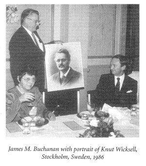 Buchanan Wicksell