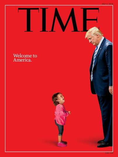 Time Trump child
